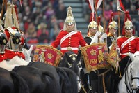 Queen's Diamond Jubilee Kicks off with horse show at Windsor