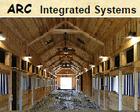 ARC Integrated Aluminum Horse Stalls