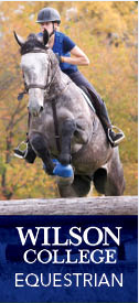 EQUESTRIAN STUDIES- Discover what Wilson College has to offer!