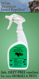 White Mountain Insect Repellent - 100% Deet Free