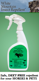 White Mountain Insect Repellent-100% DEET - FREE