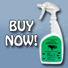 White Mountain Lure- DEET-FREE Repellent that can be safely applied to all pets!