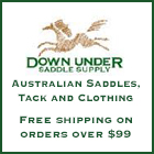 Down Under Saddle Supply- Great Deals on Austrailian Saddles & Tack plus FREE Shipping