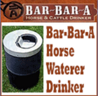 The Best Automatic Electric-Free Horse Water Drinker available