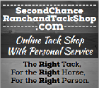 A Second Chance Ranch & Tack Shop