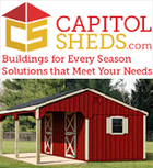 Horse Stall Barns and Run-in Sheds