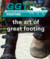 GGT FOOTING- The Secret is in the Sand.