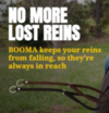 No More Lost Reins